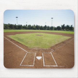 USA, California, Ladera Ranch, baseball diamond Mouse Mat