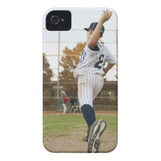 USA, California, Ladera Ranch, boy (10-11) 2 iPhone 4 Case-Mate Case
