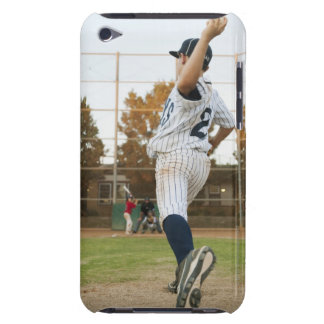 USA, California, Ladera Ranch, boy (10-11) 2 iPod Touch Cover