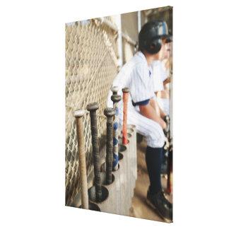 USA, California, Ladera Ranch, Boys (10-11) from Canvas Print
