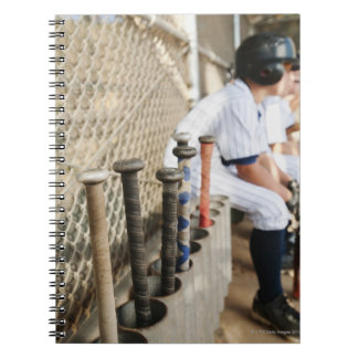 USA, California, Ladera Ranch, Boys (10-11) from Spiral Notebook