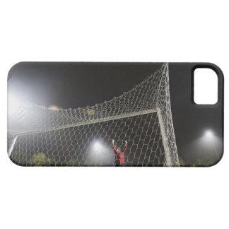 USA, California, Ladera Ranch, Football player iPhone 5 Cover