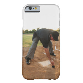 USA, California, Ladera Ranch, man drawing in Barely There iPhone 6 Case