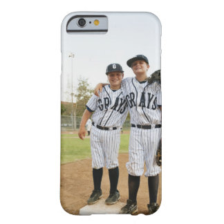 USA, California, Ladera Ranch, two boys (10-11) Barely There iPhone 6 Case