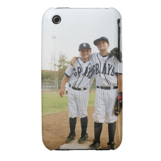 USA, California, Ladera Ranch, two boys (10-11) Case-Mate iPhone 3 Cases