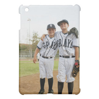 USA, California, Ladera Ranch, two boys (10-11) Cover For The iPad Mini