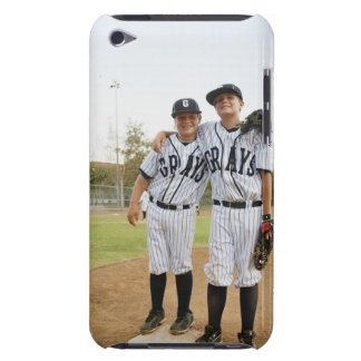 USA, California, Ladera Ranch, two boys (10-11) iPod Touch Case-Mate Case