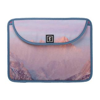 USA, California, Lone Pine. Sunrise Sleeves For MacBooks