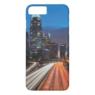 USA, California, Los Angeles, 110 Freeway 2 iPhone 8 Plus/7 Plus Case