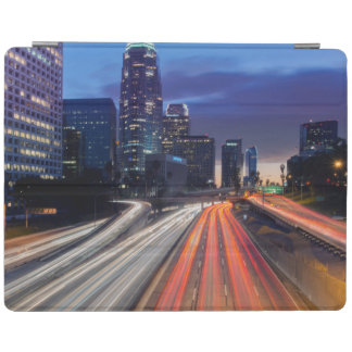 USA, California, Los Angeles, 110 Freeway iPad Cover