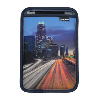 USA, California, Los Angeles, 110 Freeway iPad Mini Sleeve