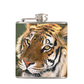 USA, California, Los Angeles County. Portrait 5 Hip Flask