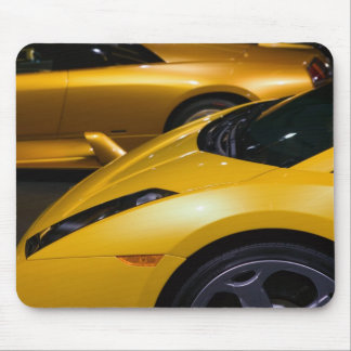 USA, California, Los Angeles: Los Angeles Auto Mouse Mat