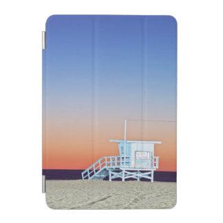 USA, California, Los Angeles, Santa Monica Beach iPad Mini Cover
