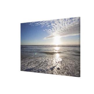 USA, California, Los Angeles, seascape Canvas Print