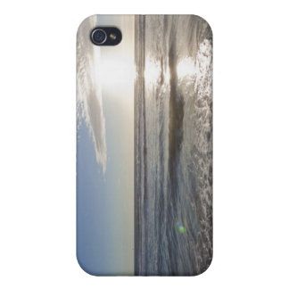USA, California, Los Angeles, seascape Cover For iPhone 4