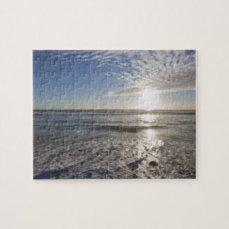 USA, California, Los Angeles, seascape Jigsaw Puzzle