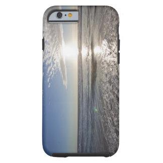 USA, California, Los Angeles, seascape Tough iPhone 6 Case