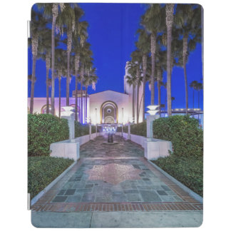 USA, California, Los Angeles, Union Station iPad Cover