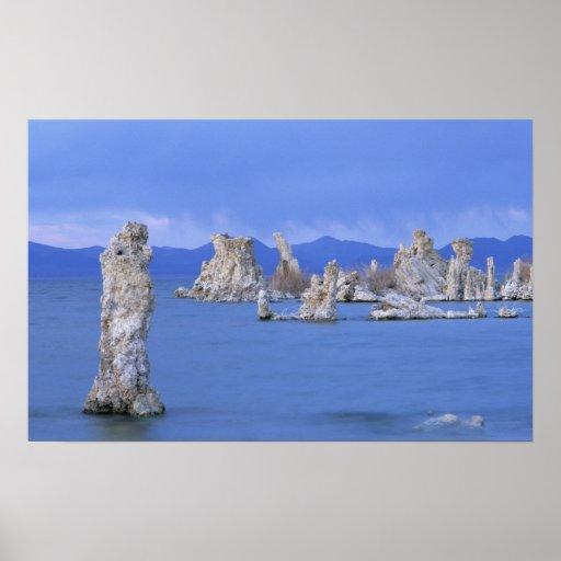 USA, California, Mono Lake Posters
