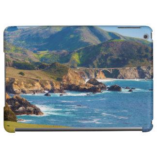 USA, California. Panorama Of Big Sur With Bixby