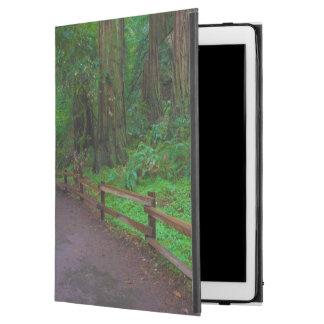 "USA, California. Path Among Redwoods iPad Pro 12.9"" Case"