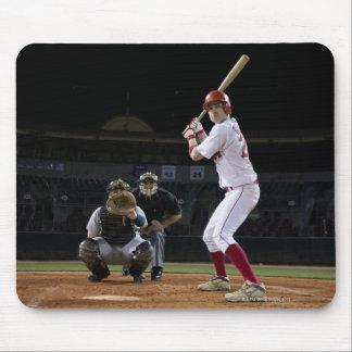 USA, California, San Bernardino, baseball 12 Mousepad