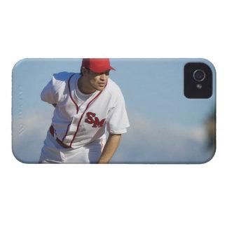 USA, California, San Bernardino, baseball 3 iPhone 4 Case-Mate Cases