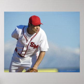USA, California, San Bernardino, baseball 3 Poster
