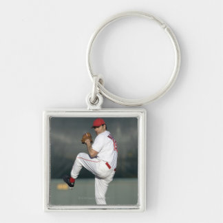 USA, California, San Bernardino, baseball 5 Key Ring