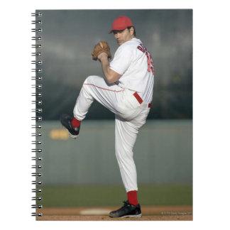 USA, California, San Bernardino, baseball 5 Notebooks