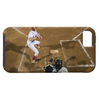 USA, California, San Bernardino, baseball 7 Tough iPhone 5 Case
