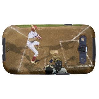USA, California, San Bernardino, baseball 7 Galaxy SIII Cases