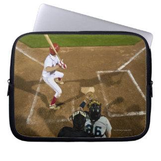 USA, California, San Bernardino, baseball 7 Laptop Sleeve