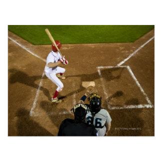 USA, California, San Bernardino, baseball 7 Postcard