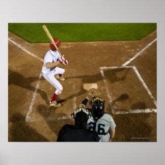 USA, California, San Bernardino, baseball 7 Print