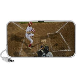 USA, California, San Bernardino, baseball 7 Portable Speakers