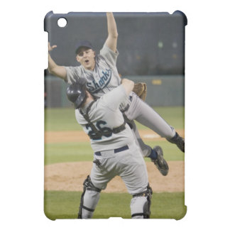 USA, California, San Bernardino, baseball 8 Cover For The iPad Mini