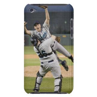 USA, California, San Bernardino, baseball 8 iPod Touch Case-Mate Case