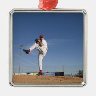 USA, California, San Bernardino, baseball 9 Christmas Ornament