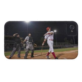 USA, California, San Bernardino, baseball Case-Mate iPhone 4 Cases