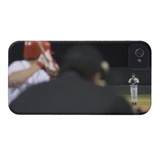 USA, California, San Bernardino, baseball game, iPhone 4 Cases