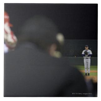 USA, California, San Bernardino, baseball game, Tile