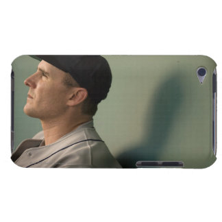 USA, California, San Bernardino, baseball player Case-Mate iPod Touch Case