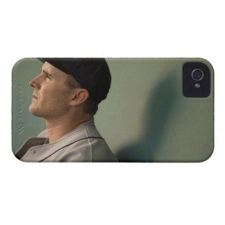 USA, California, San Bernardino, baseball player iPhone 4 Case