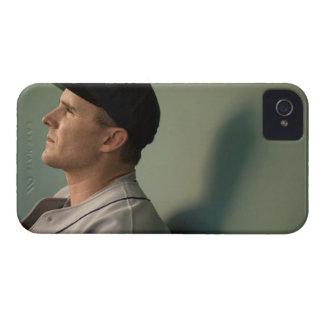 USA, California, San Bernardino, baseball player iPhone 4 Cases