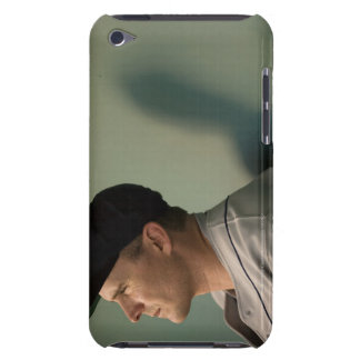 USA, California, San Bernardino, baseball player iPod Case-Mate Case