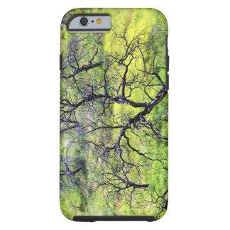 USA, California, San Diego. A burnt oak forest Tough iPhone 6 Case