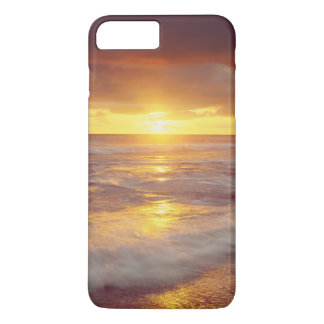 USA, California, San Diego. Sunset Cliffs beach iPhone 8 Plus/7 Plus Case