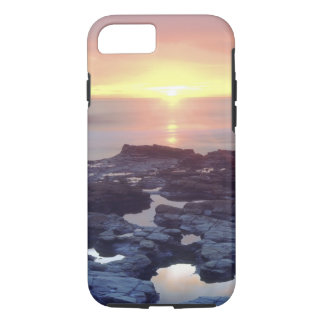 USA, California, San Diego. Sunset Cliffs tide iPhone 8/7 Case